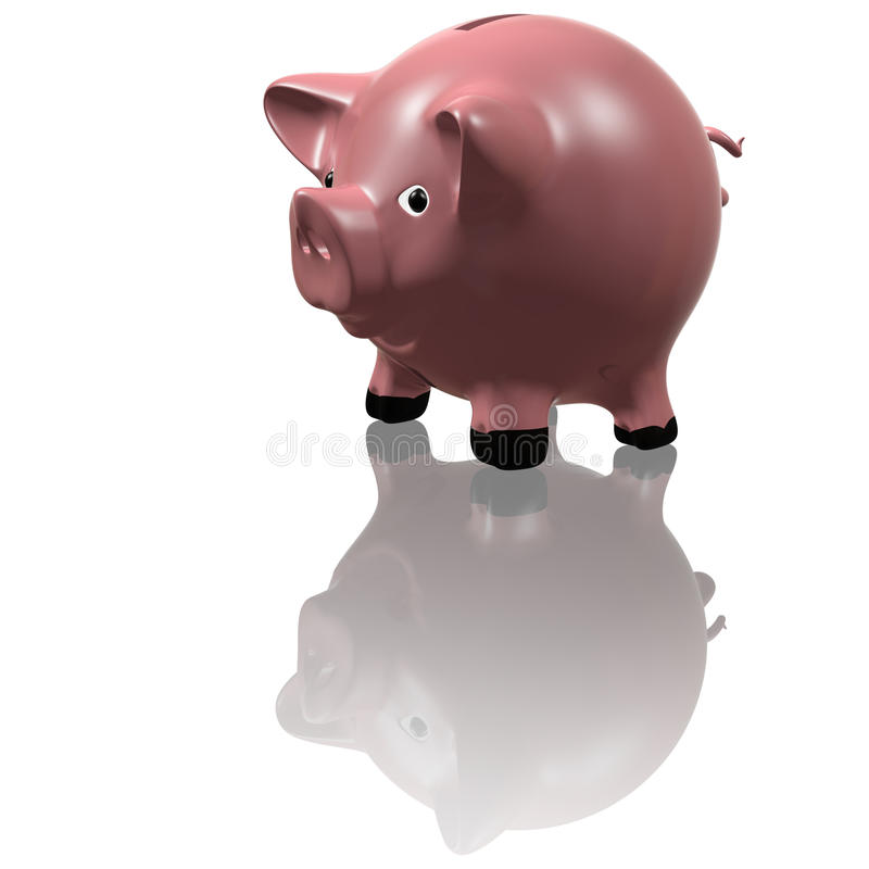 Download Moneybox Piggy Bank Stock Images - Image: 33501424