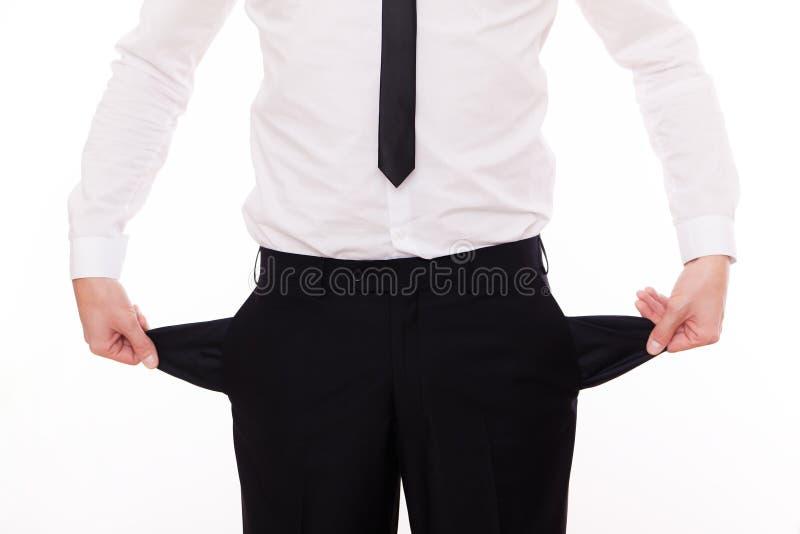 moneyless στοκ εικόνα με δικαίωμα ελεύθερης χρήσης