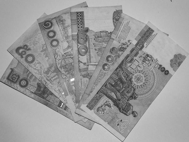 Moneythai стоковое изображение