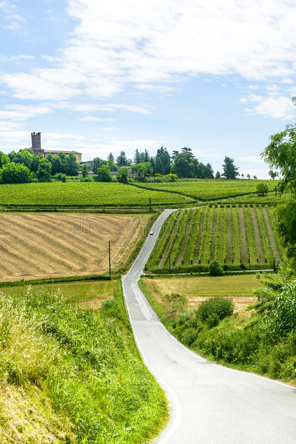 Download Monferrato (Italy) stock image. Image of photography - 34474733