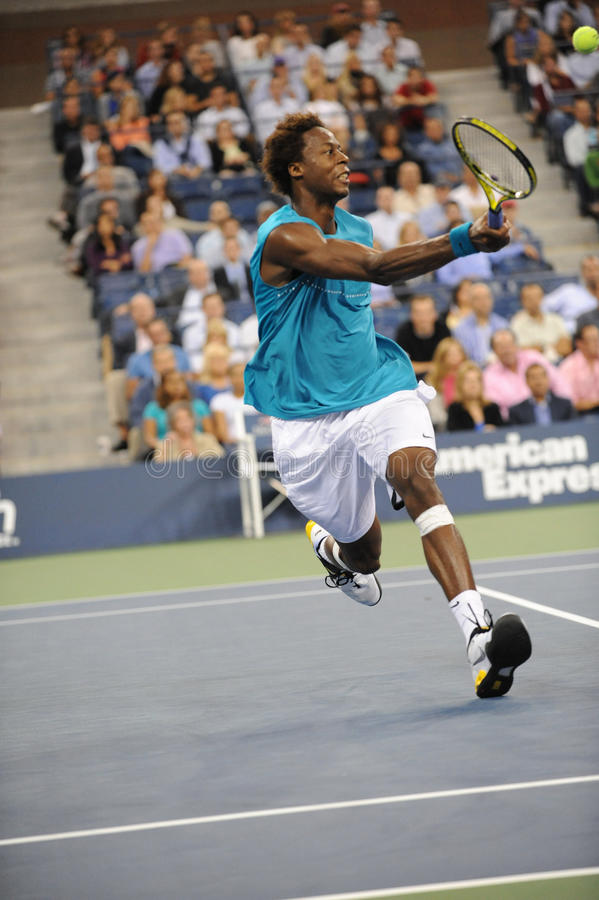 Download Monfils Gael At US Open 2009 (43) Editorial Stock Image - Image: 10885969