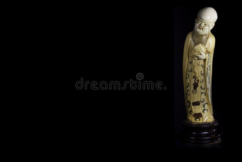 Monge asiática fotografia de stock
