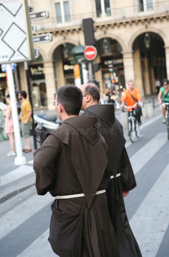 Monges imagens de stock