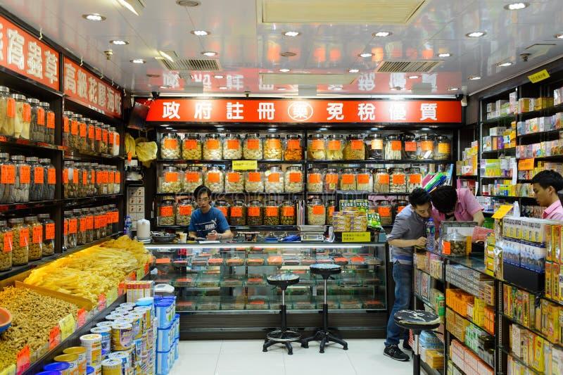 Mongkok royalty-vrije stock fotografie
