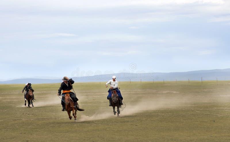 Mongolia imagem de stock