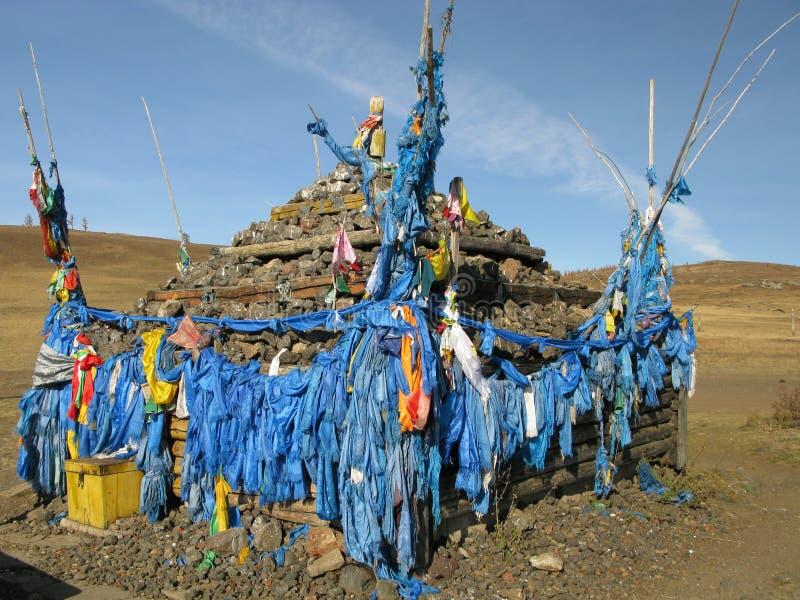 Download Mongolia - Religion Symbol Of Mongolia Stock Photo - Image: 18653880