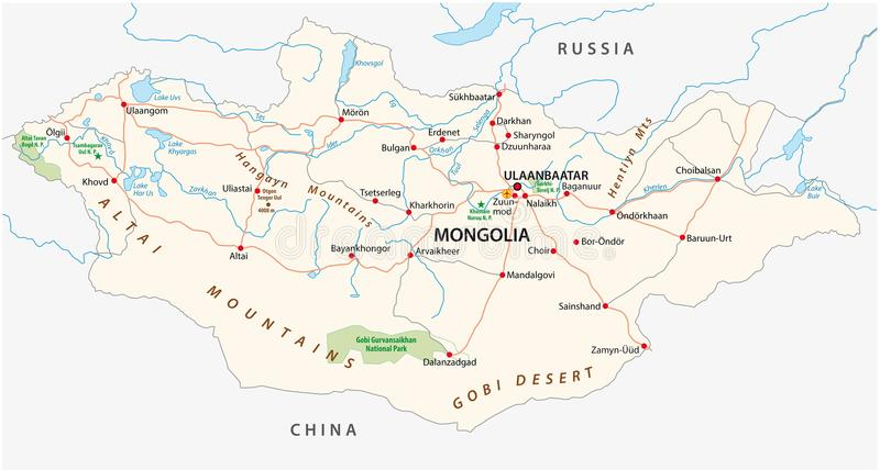 Map Of Asia Gobi Desert.Gobi Desert Map Stock Illustrations 8 Gobi Desert Map Stock
