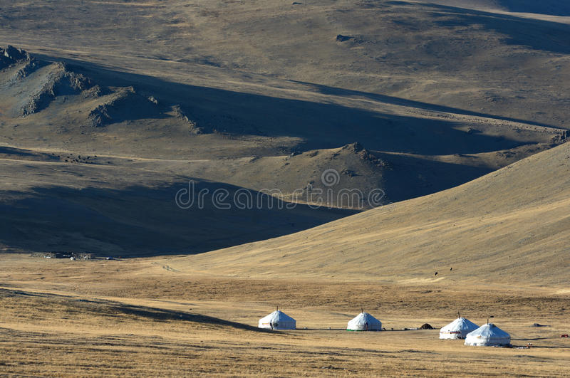 Mongolian landscape 5 royalty free stock images