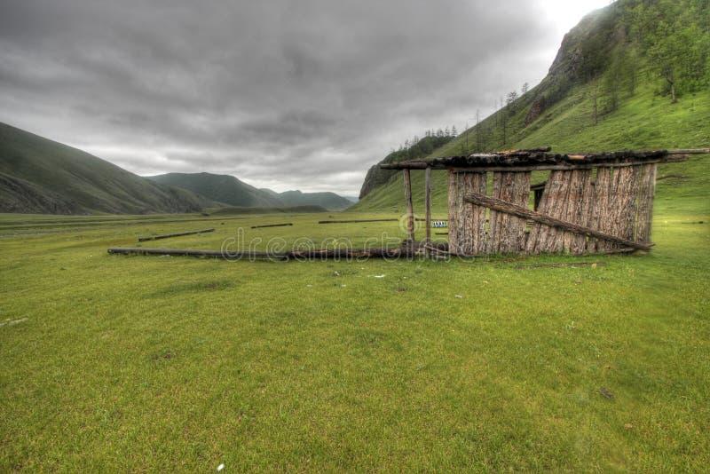 Download Mongolian plains stock image. Image of dwelling, environment - 7451975