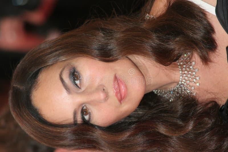 Monica Bellucci royalty-vrije stock foto's