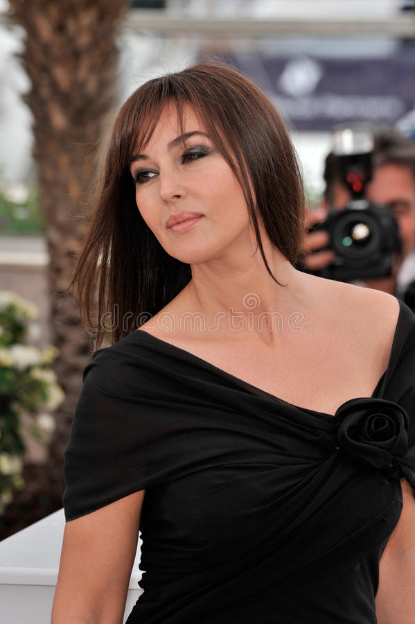 Free Monica Bellucci Stock Photography - 23833412