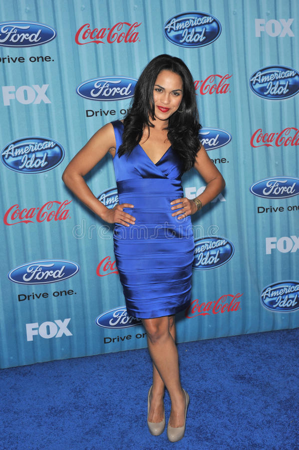 Download Monica Raymund editorial photo. Image of idol, final - 23085651
