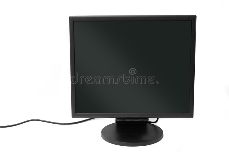 Monitor stock illustratie
