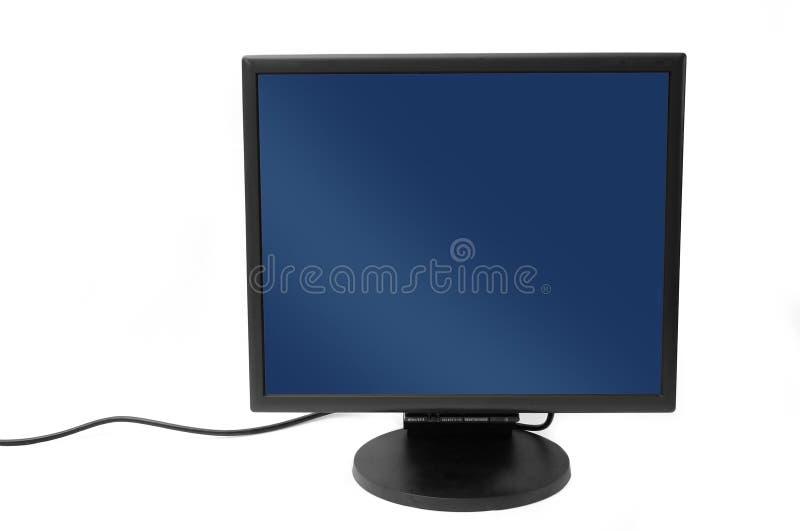 Download Monitor zdjęcie stock. Obraz złożonej z elektronika, jasny - 130244