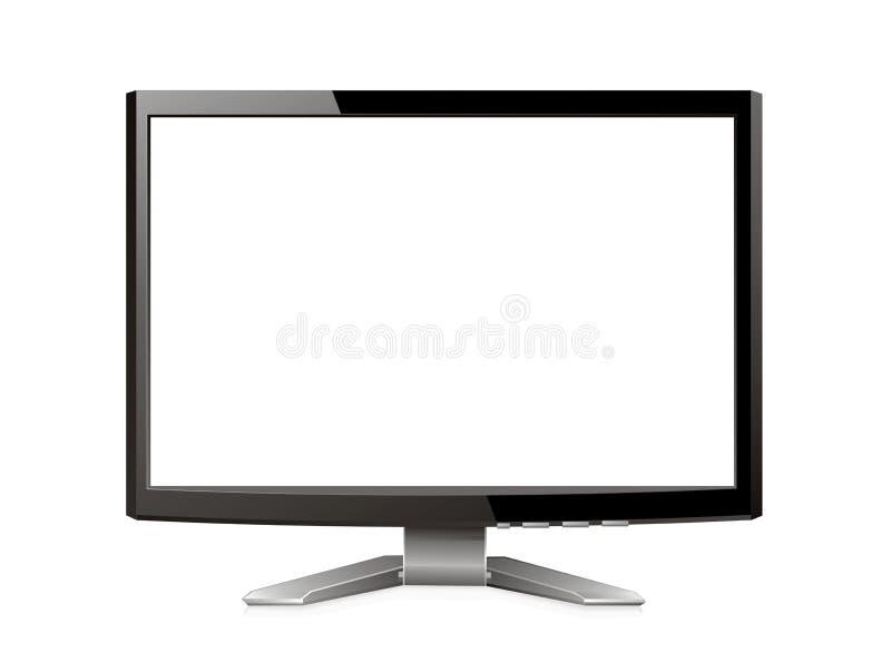 Monitor stock illustratie