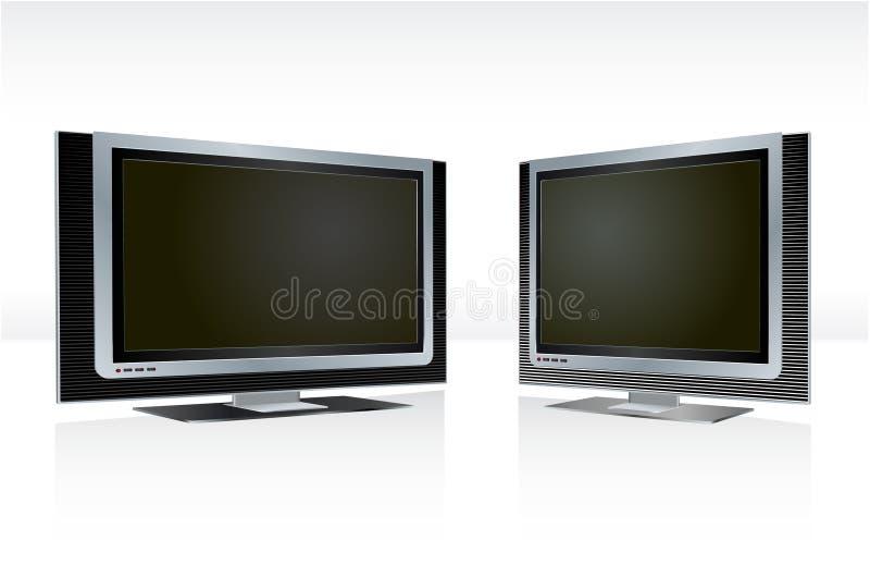 monitor ilustracji