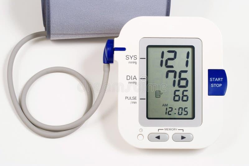 monitor ciśnienie krwi obrazy royalty free