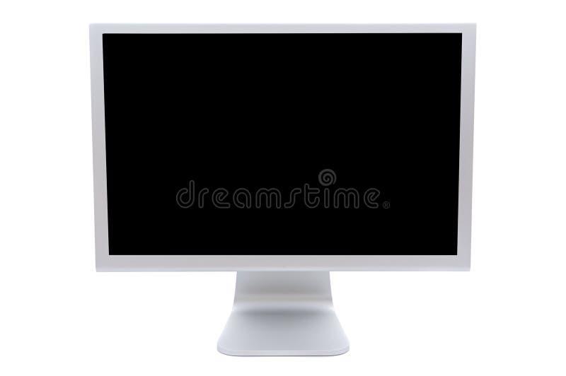 Monitor del ordenador del LCD imagenes de archivo
