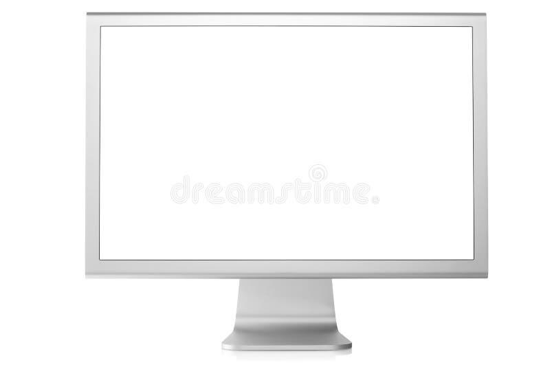 Monitor do computador fotos de stock royalty free