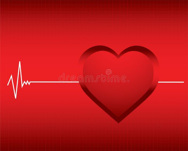 Download Monitor heartbeat stock vector. Illustration of palpitation - 22748263