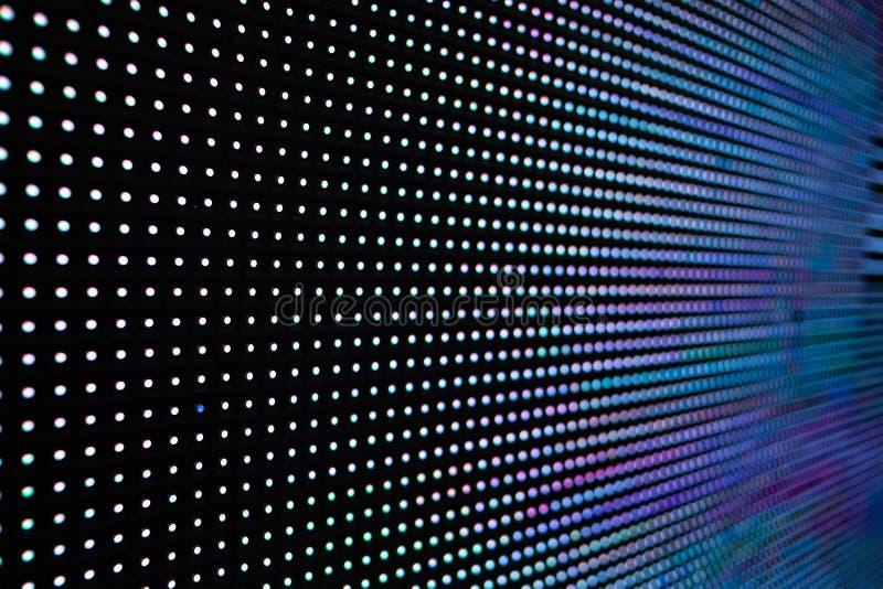Monitor LCD del fondo immagini stock libere da diritti