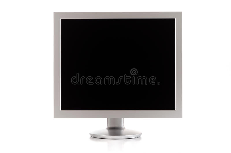 Download Monitor screen computer stock photo. Image of flat, crystal - 9530322