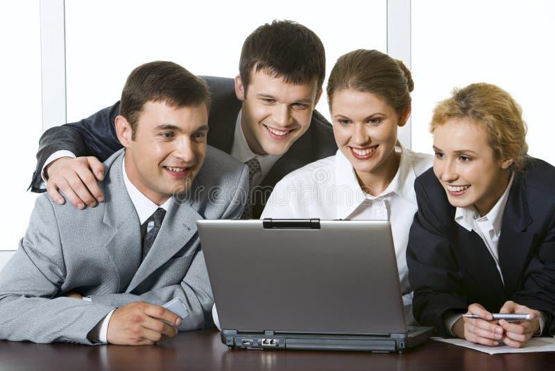 Monitoração imagem de stock royalty free