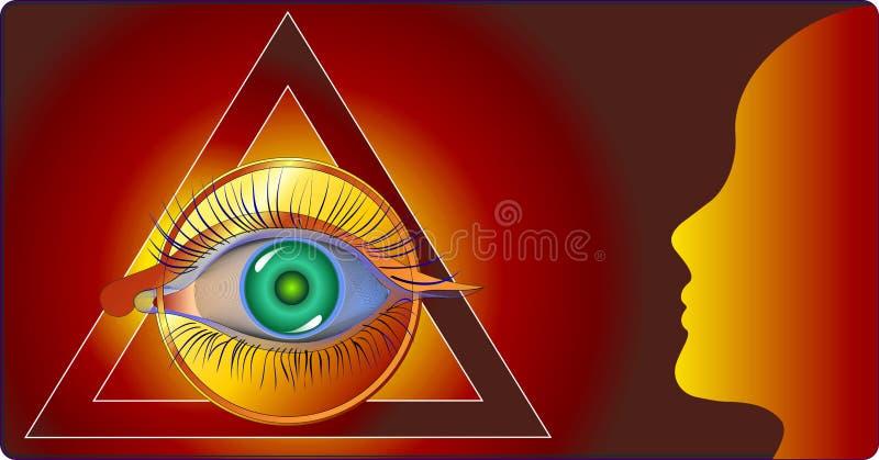 Download Monitoring Medical Technologies Stock Illustration - Illustration of illusion, idea: 25887864