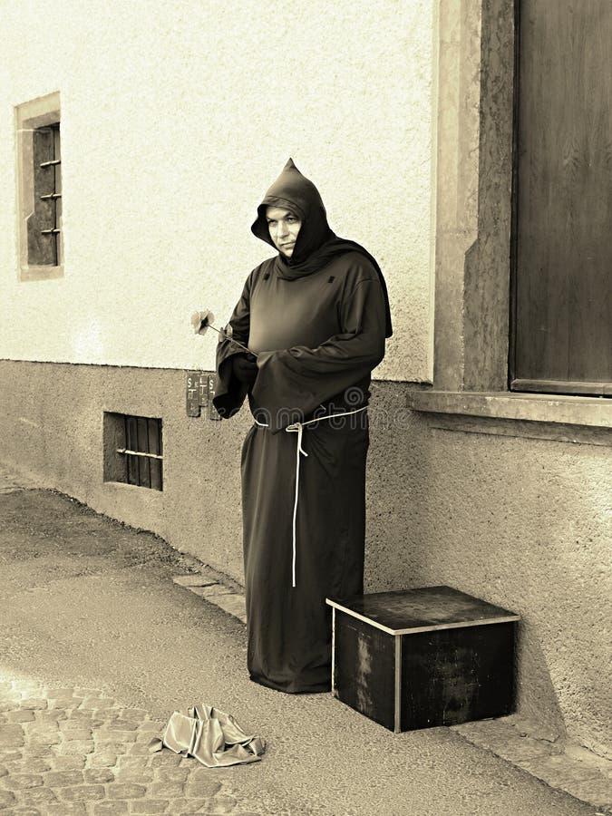 monk foto de stock royalty free