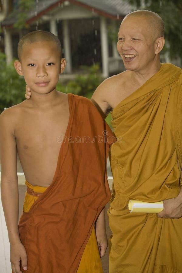 monk nivice obrazy stock