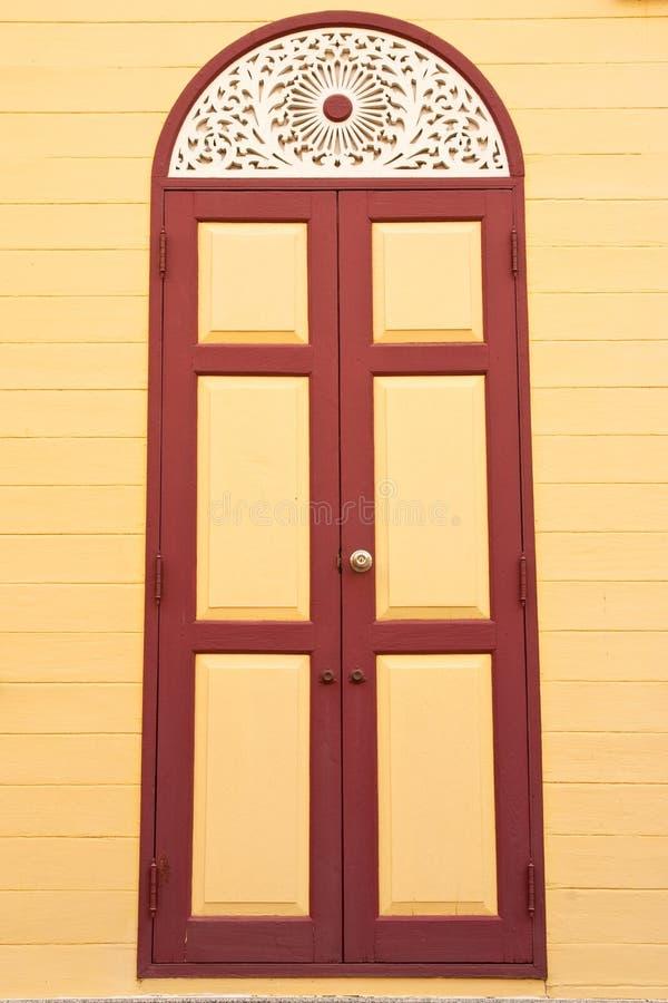 Free Monk S House Door Stock Photo - 9317480
