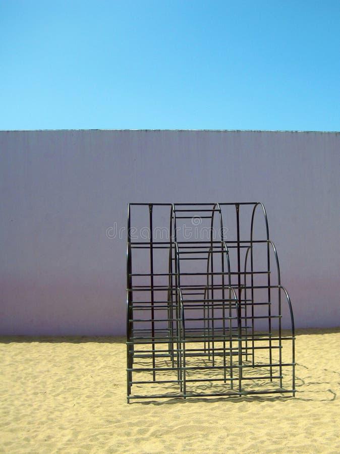 Free Monkey Bars Climbing Frame Royalty Free Stock Photos - 5415458