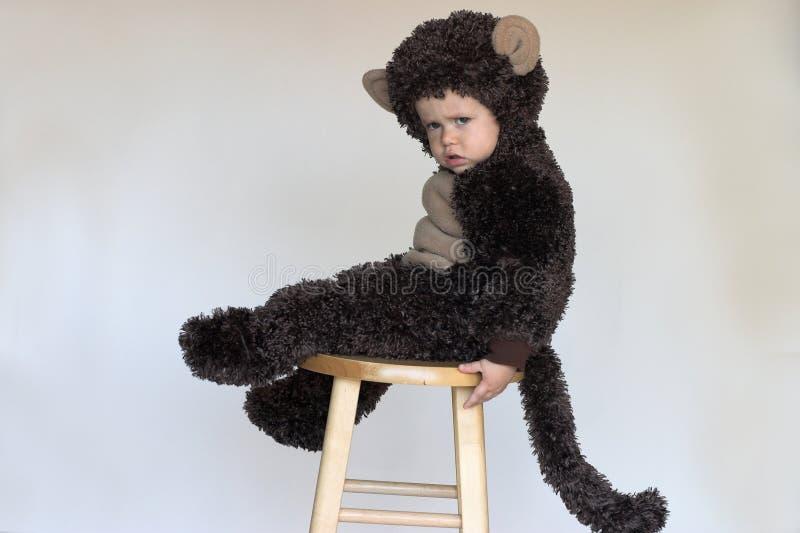 Monkey Boy Stock Photos