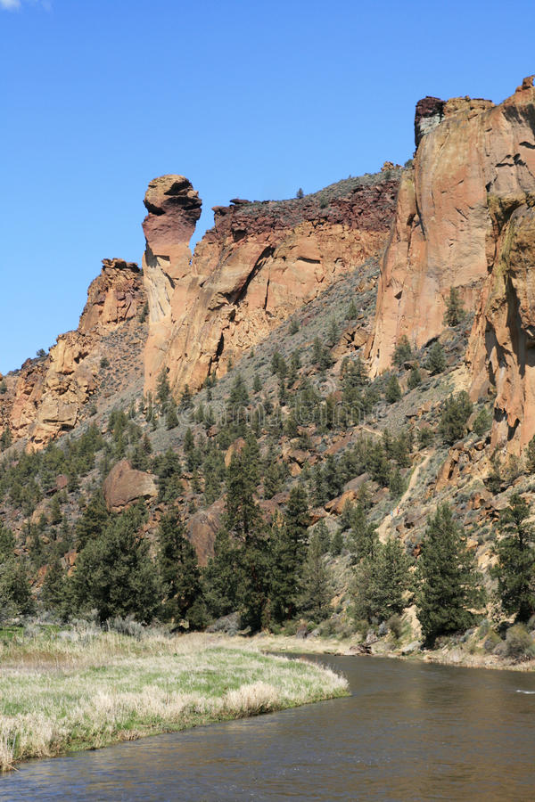 Download Monkey Face Rock Spire Stock Photos - Image: 10545083