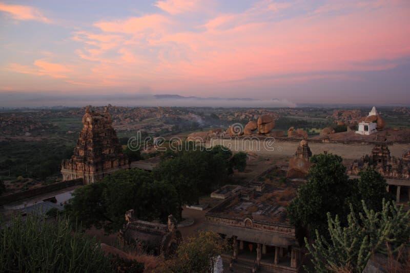 Download Monkey Temple (Hanuman) In Hampi, India. Stock Image - Image: 28749175