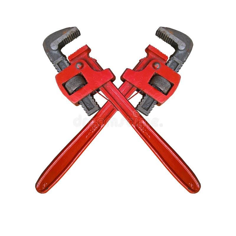 Download Monkey Wrench Cross stock image. Image of grips orange - 91925915  sc 1 st  Dreamstime.com & Monkey Wrench Cross stock image. Image of grips orange - 91925915