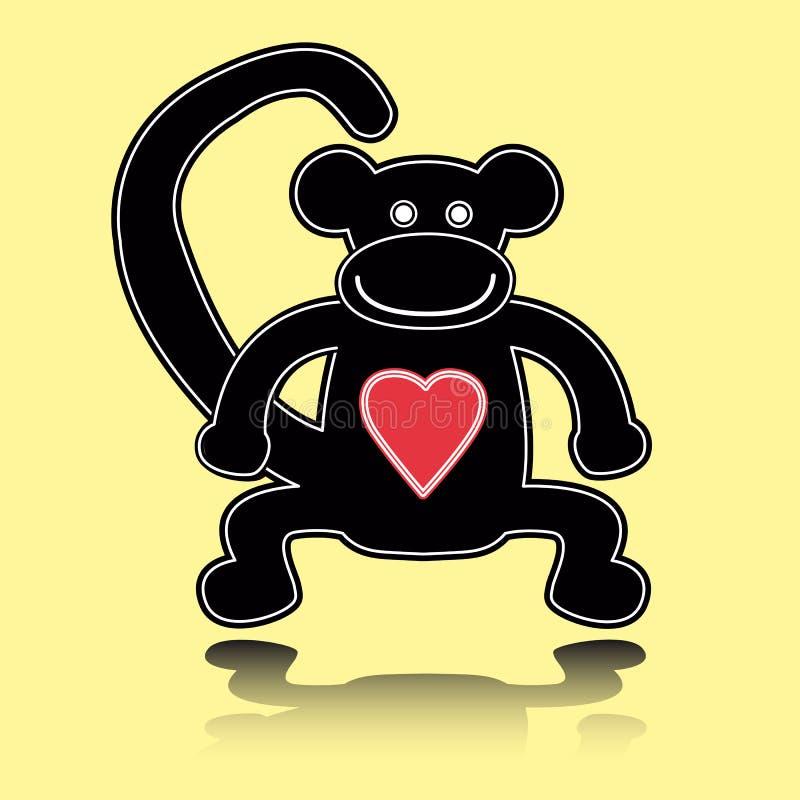 Monkey02 Stock Image