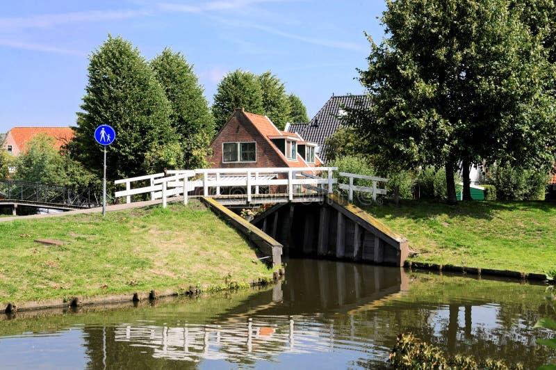 Download Monnickendam obraz stock. Obraz złożonej z woda, struktura - 57673235