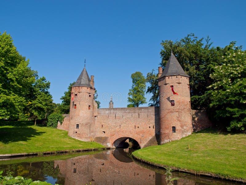 Download Monnickendampoort Amersfoort Stock Afbeelding - Afbeelding bestaande uit historisch, brug: 10777467