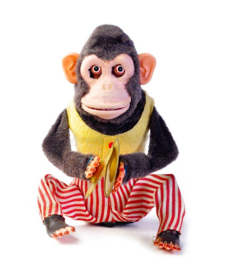 Mono antiguo de la vendimia imagenes de archivo