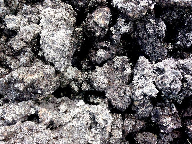 Mono coloured skała zdjęcie royalty free