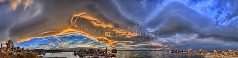 Mono lago fotografia stock libera da diritti