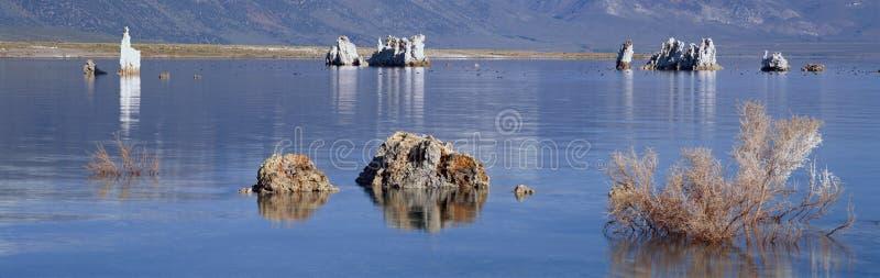 Mono lago imagens de stock royalty free