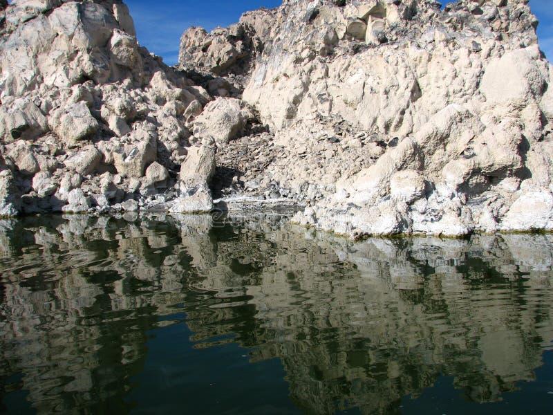 Mono lago 3 foto de archivo