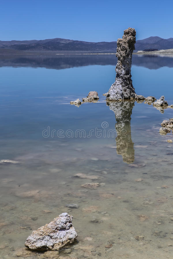 Mono lago fotos de stock royalty free