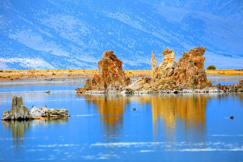 Mono lago imagem de stock royalty free