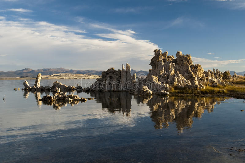 Download Mono Lake stock photo. Image of shore, carbonate, formation - 13289468