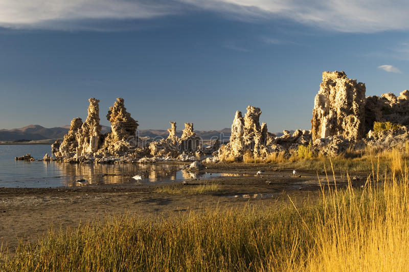Download Mono Lake stock photo. Image of sierras, carbonate, park - 13538050