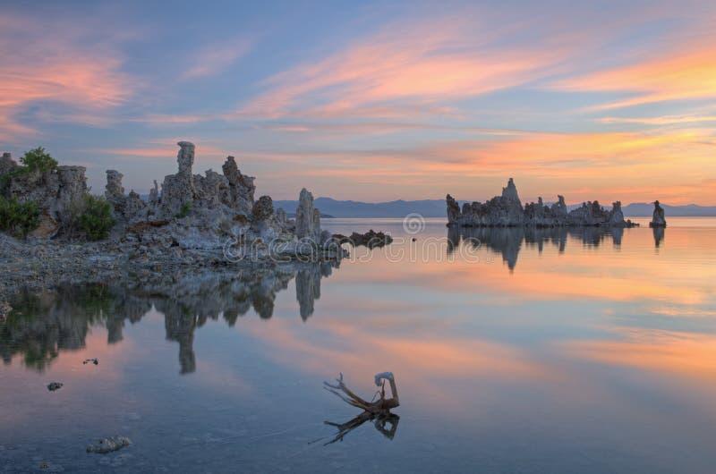 Download Mono Lake at Dawn stock photo. Image of dawn, mono, calm - 15076550
