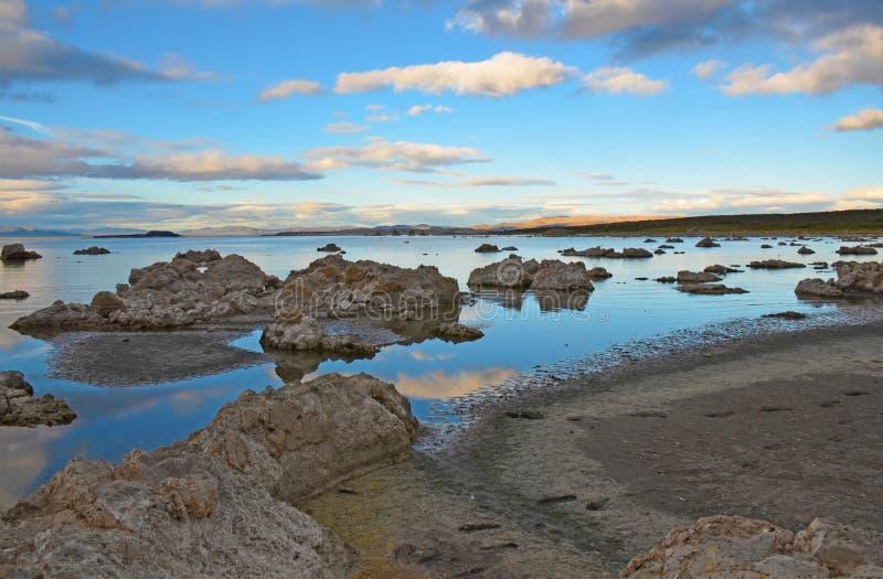 Mono Lake 1 stock photography